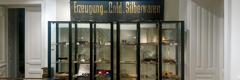 Berufsbilder der Gold- und Silberschmiede